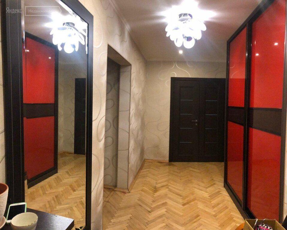 Продажа четырёхкомнатной квартиры Москва, метро Римская, улица Сергия Радонежского 10к2, цена 22200000 рублей, 2021 год объявление №427414 на megabaz.ru