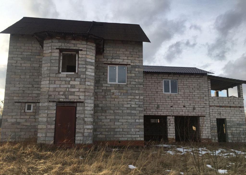 Продажа дома село Константиново, Огородная улица, цена 1850000 рублей, 2021 год объявление №354733 на megabaz.ru