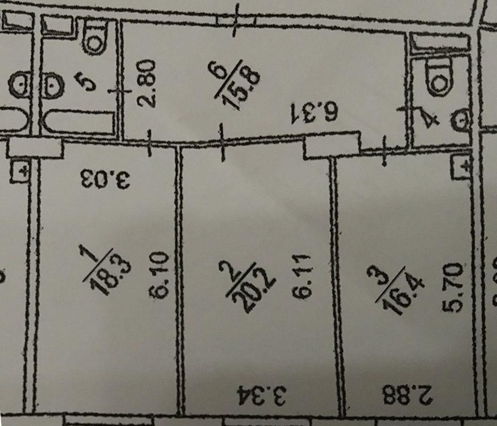 Продажа двухкомнатной квартиры Москва, метро Нагорная, Электролитный проезд 16к7, цена 21500000 рублей, 2020 год объявление №426144 на megabaz.ru