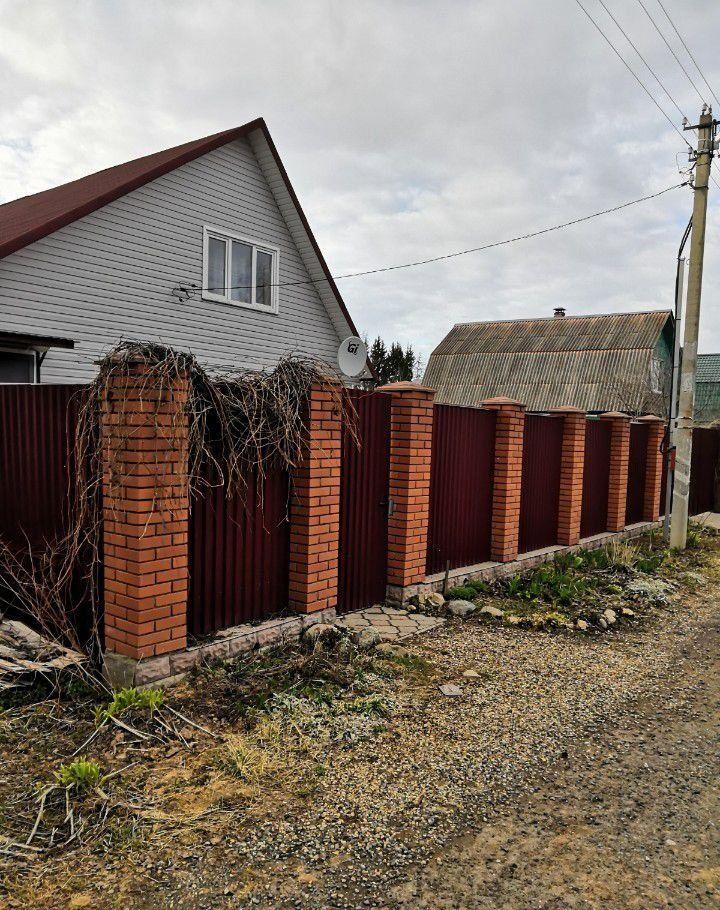 Продажа дома поселок Колюбакино, цена 4150000 рублей, 2020 год объявление №372750 на megabaz.ru