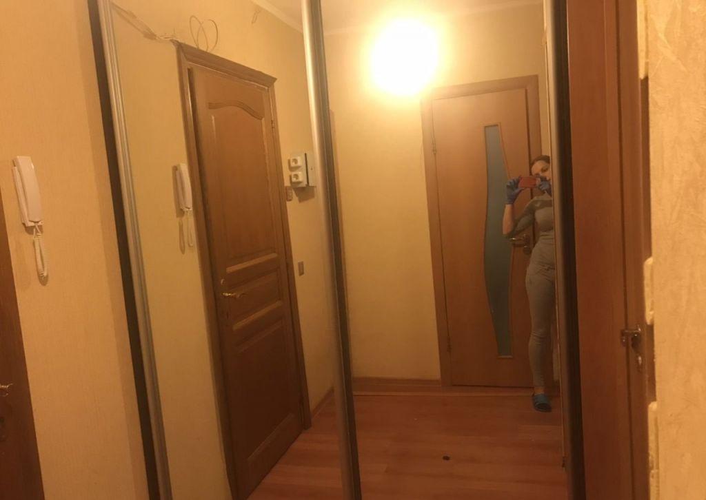 Аренда однокомнатной квартиры поселок Зеленый, Школьная улица 15, цена 13000 рублей, 2021 год объявление №1088724 на megabaz.ru