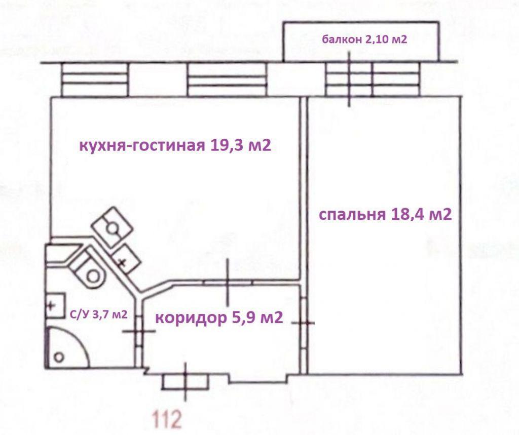 Продажа двухкомнатной квартиры Москва, метро Баррикадная, Большая Грузинская улица 20, цена 16500000 рублей, 2021 год объявление №414246 на megabaz.ru