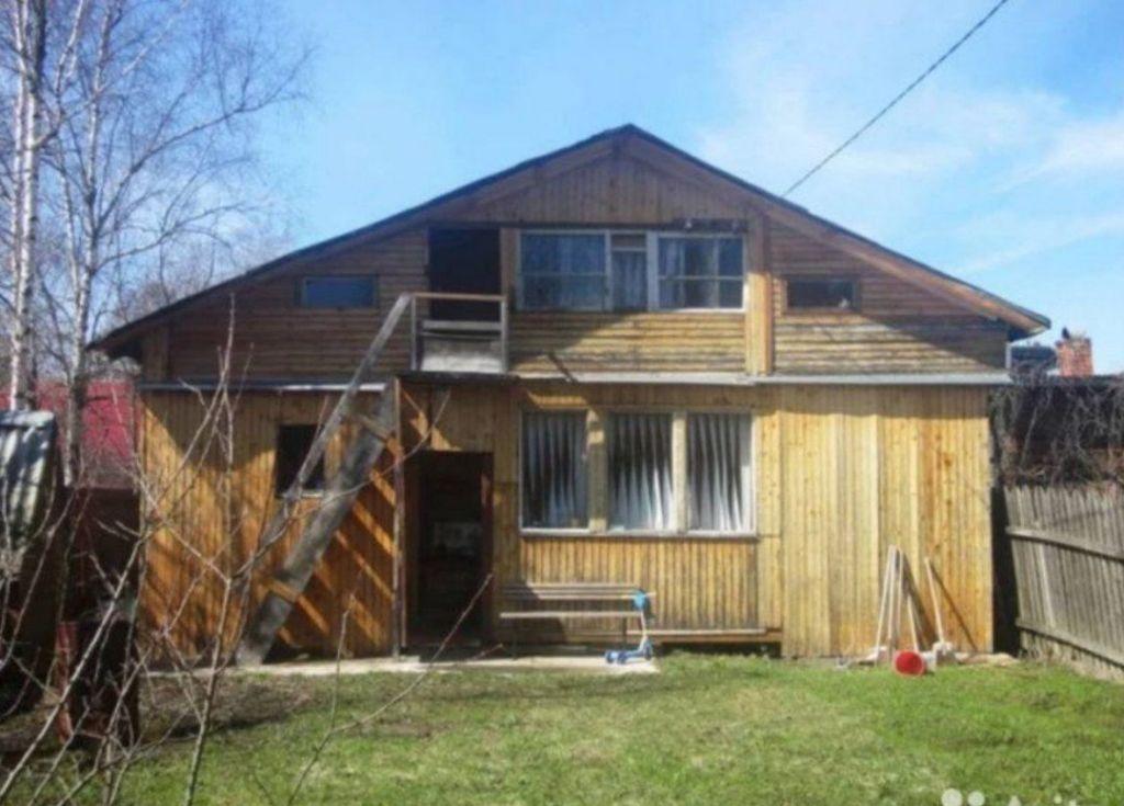 Продажа дома поселок Шарапова Охота, Майская улица 14А, цена 1400000 рублей, 2021 год объявление №452293 на megabaz.ru