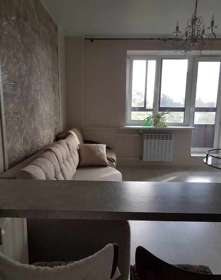 Аренда однокомнатной квартиры поселок Горки-10, цена 25000 рублей, 2020 год объявление №1212507 на megabaz.ru