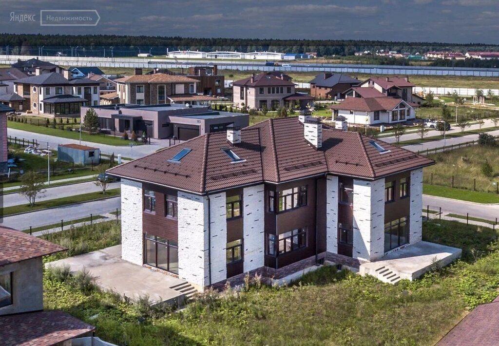 Продажа дома деревня Покровское, Троицкий бульвар 34, цена 35000000 рублей, 2020 год объявление №426150 на megabaz.ru