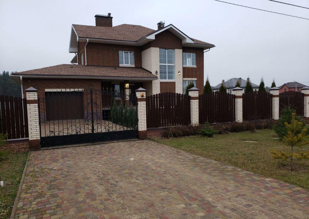 Продажа дома село Ямкино, Жасминовая улица 23, цена 25000000 рублей, 2020 год объявление №373406 на megabaz.ru