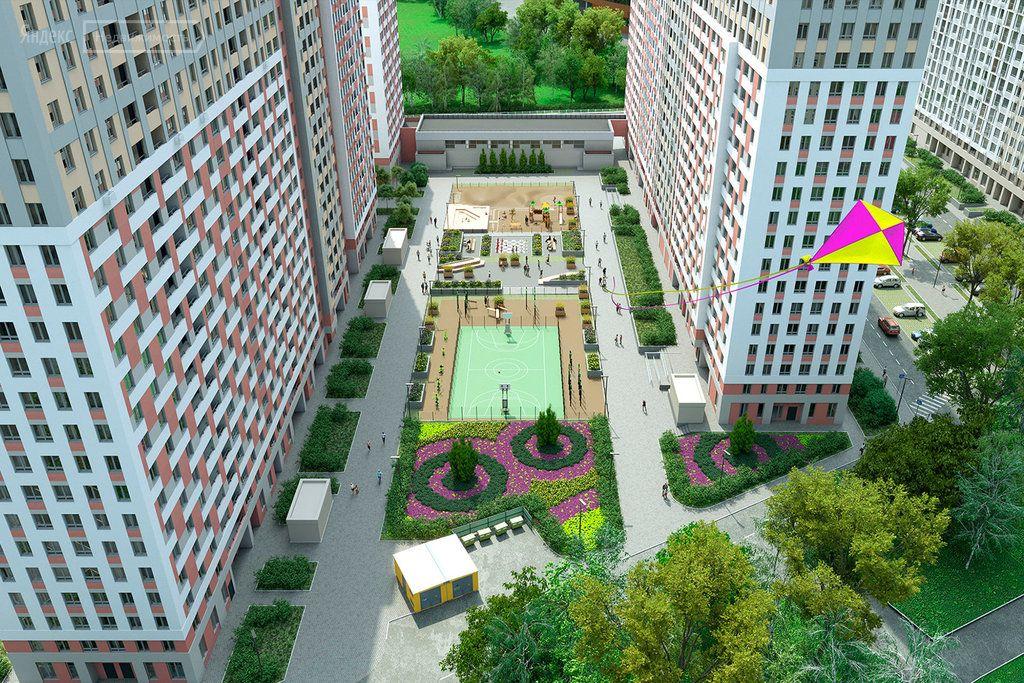 Продажа однокомнатной квартиры рабочий поселок Новоивановское, цена 5000000 рублей, 2021 год объявление №414992 на megabaz.ru