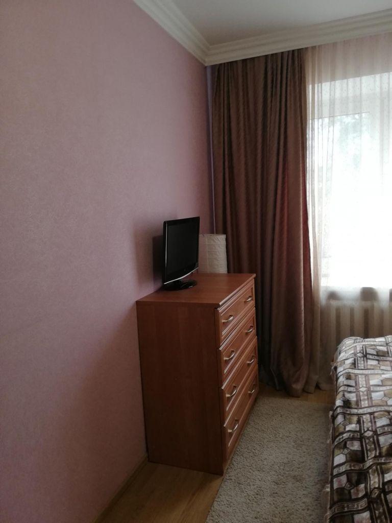 Аренда трёхкомнатной квартиры поселок Зеленый, цена 25000 рублей, 2021 год объявление №1088595 на megabaz.ru