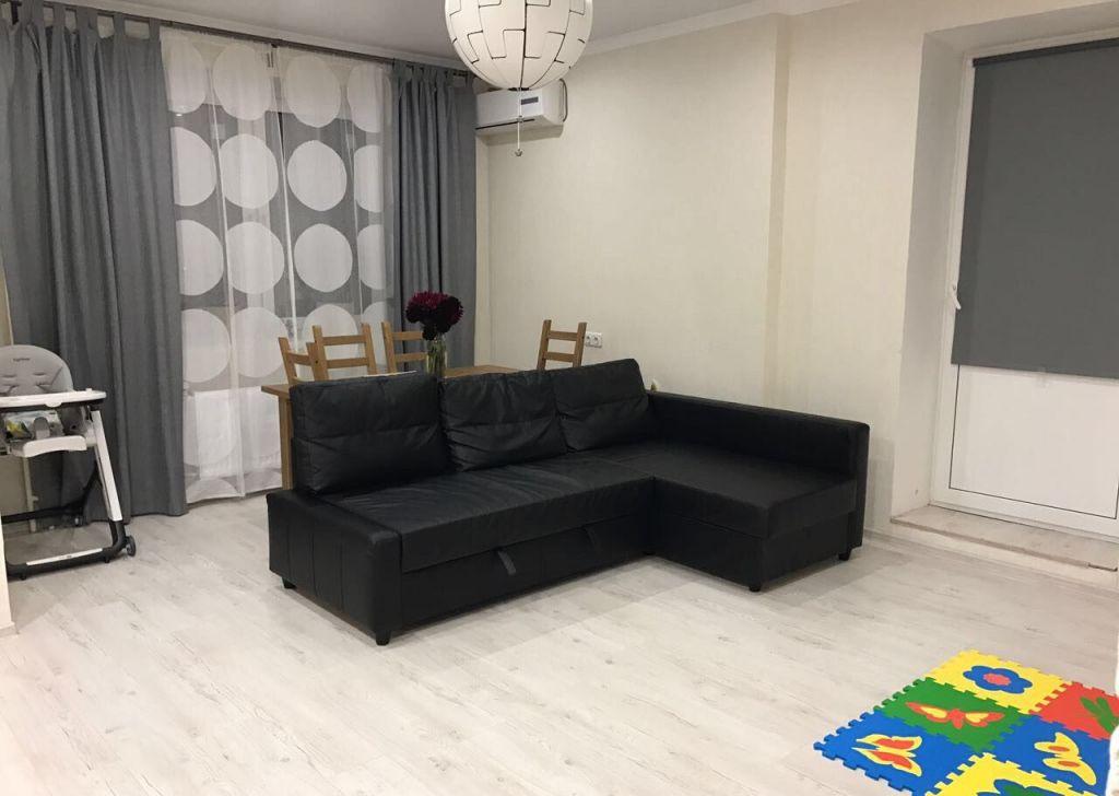 Аренда однокомнатной квартиры поселок Мебельной фабрики, Заречная улица 1, цена 28000 рублей, 2021 год объявление №1063194 на megabaz.ru