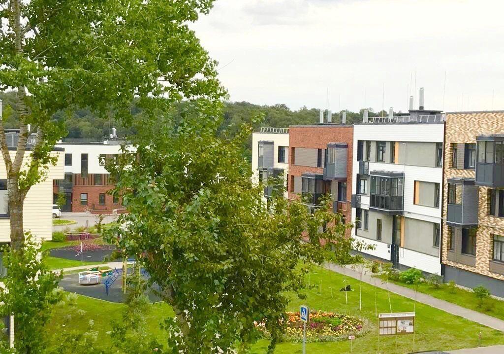 Продажа однокомнатной квартиры деревня Горки, Туровская улица 5, цена 4600000 рублей, 2020 год объявление №498470 на megabaz.ru