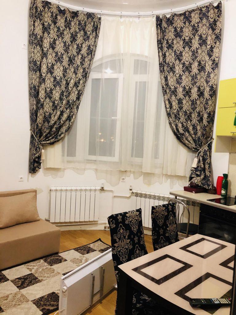 Продажа студии село Тарасовка, Рябиновая улица 28, цена 2000000 рублей, 2021 год объявление №416104 на megabaz.ru