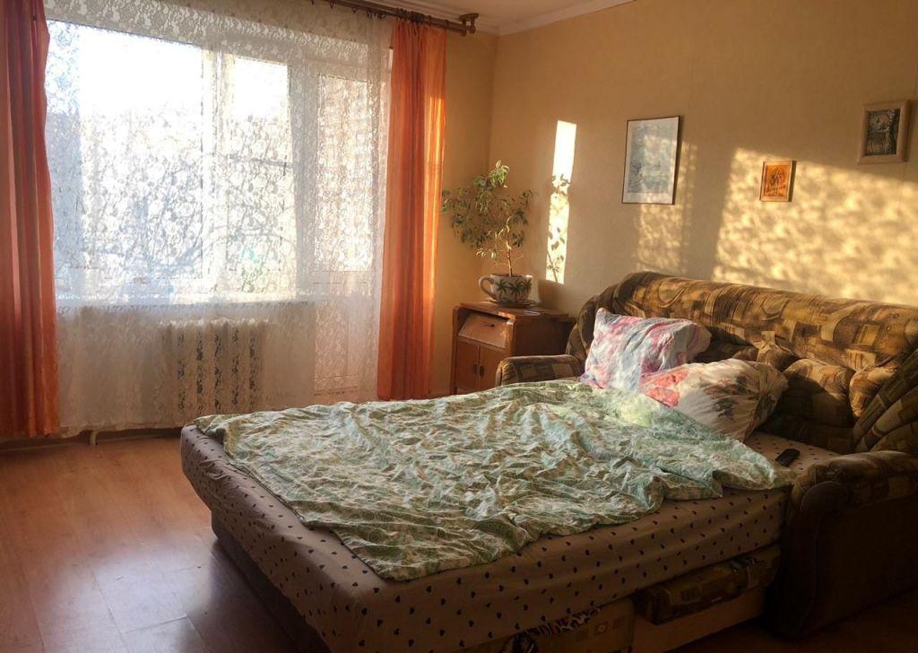 Продажа однокомнатной квартиры поселок Глебовский, цена 1800000 рублей, 2021 год объявление №555277 на megabaz.ru