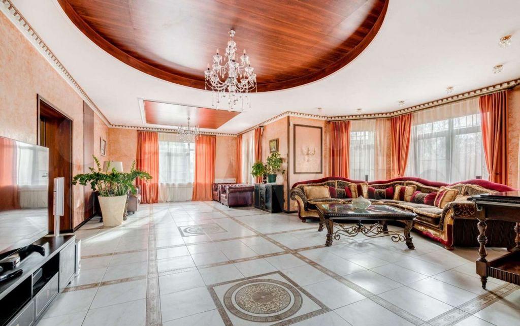Продажа дома село Лайково, Лесная улица, цена 49000000 рублей, 2021 год объявление №605578 на megabaz.ru
