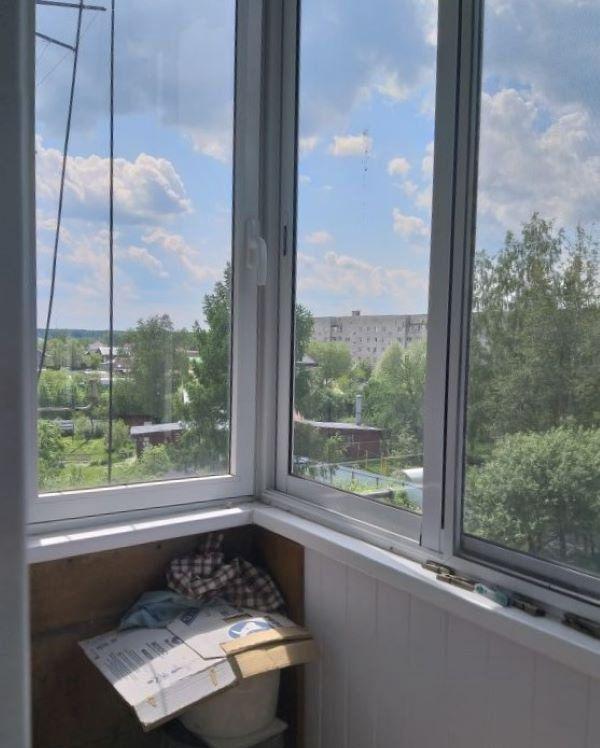 Продажа трёхкомнатной квартиры рабочий посёлок Столбовая, Парковая улица 8, цена 3500000 рублей, 2020 год объявление №416630 на megabaz.ru