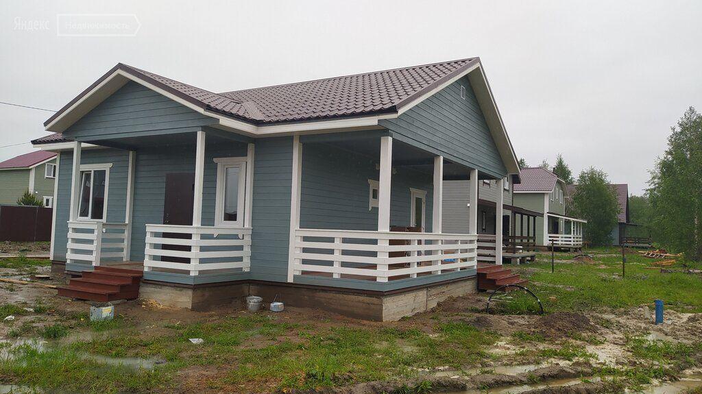 Продажа дома деревня Назарьево, Весенняя улица, цена 2500000 рублей, 2020 год объявление №421546 на megabaz.ru