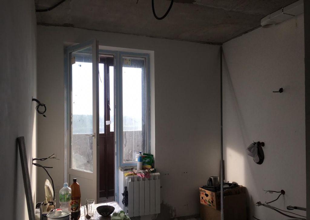 Продажа однокомнатной квартиры деревня Бородино, Малая Бородинская улица 1к3, цена 4590000 рублей, 2020 год объявление №416941 на megabaz.ru