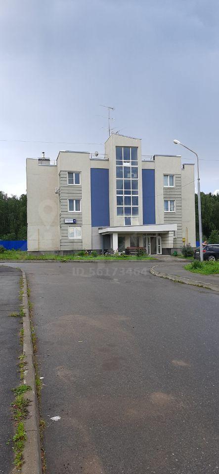 Продажа однокомнатной квартиры деревня Чёрная, Солнечная улица 7, цена 4450000 рублей, 2020 год объявление №493611 на megabaz.ru
