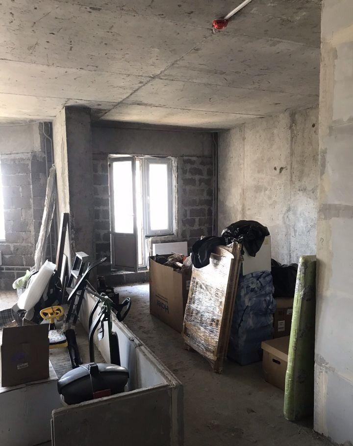 Продажа двухкомнатной квартиры рабочий поселок Новоивановское, Можайское шоссе 51, цена 8550000 рублей, 2021 год объявление №417326 на megabaz.ru