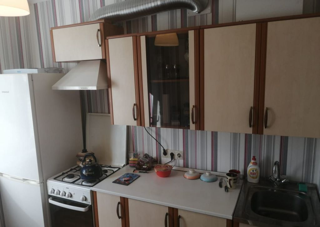 Аренда однокомнатной квартиры рабочий посёлок Селятино, цена 25000 рублей, 2021 год объявление №1116316 на megabaz.ru