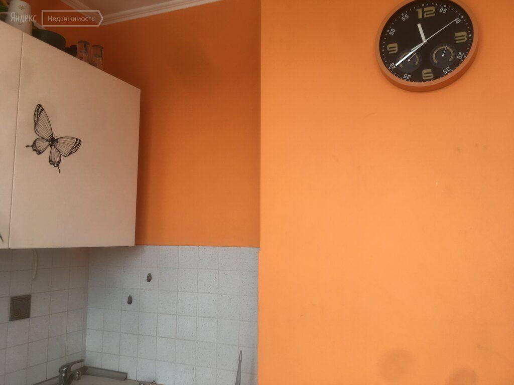 Продажа однокомнатной квартиры Москва, метро Фили, Филёвский бульвар 39, цена 6900000 рублей, 2021 год объявление №443478 на megabaz.ru