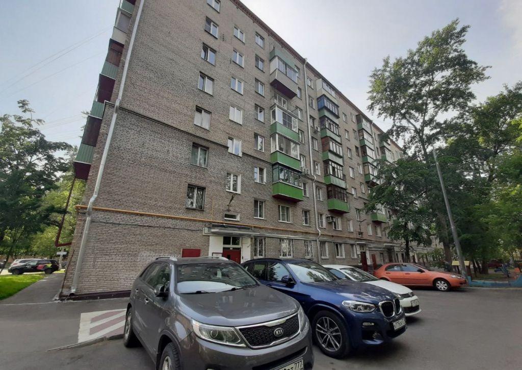 Продажа однокомнатной квартиры Москва, метро Сокол, Часовая улица 26, цена 8500000 рублей, 2020 год объявление №424525 на megabaz.ru