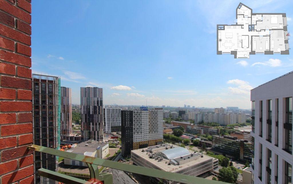 Продажа четырёхкомнатной квартиры Москва, метро Водный стадион, улица Адмирала Макарова 6Бк2, цена 29900000 рублей, 2020 год объявление №446416 на megabaz.ru
