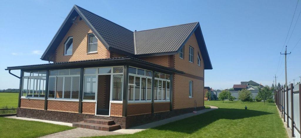 Продажа дома село Ершово, цена 14000000 рублей, 2020 год объявление №425700 на megabaz.ru