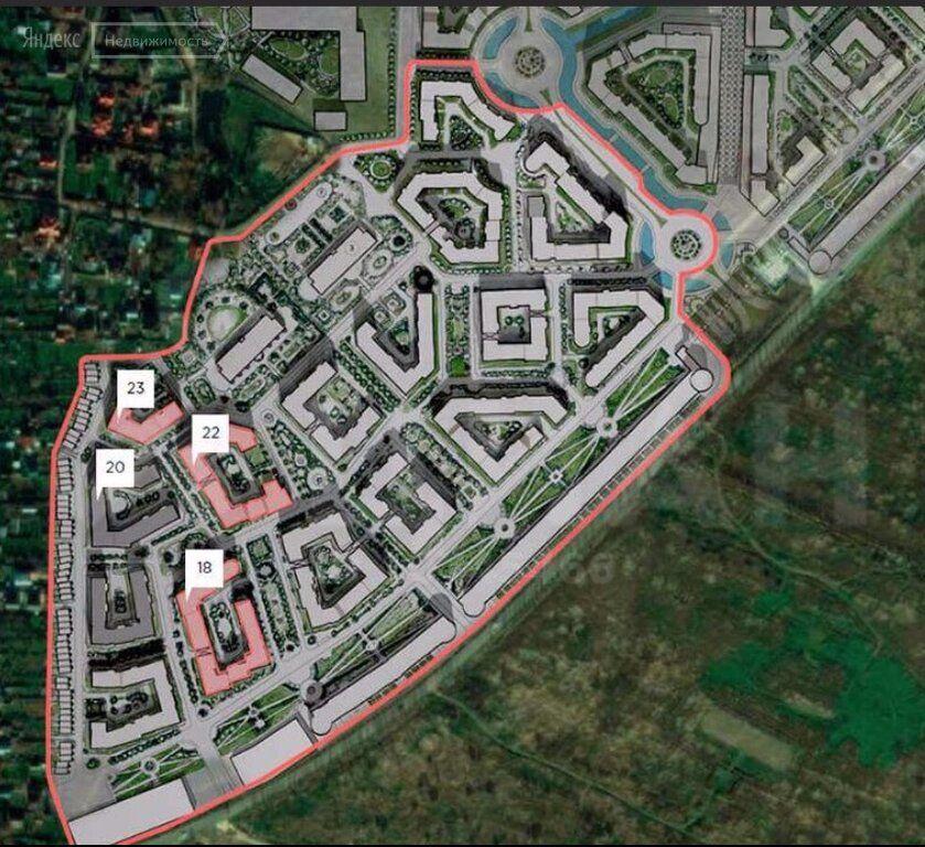 Продажа однокомнатной квартиры село Лайково, цена 3250000 рублей, 2020 год объявление №404527 на megabaz.ru