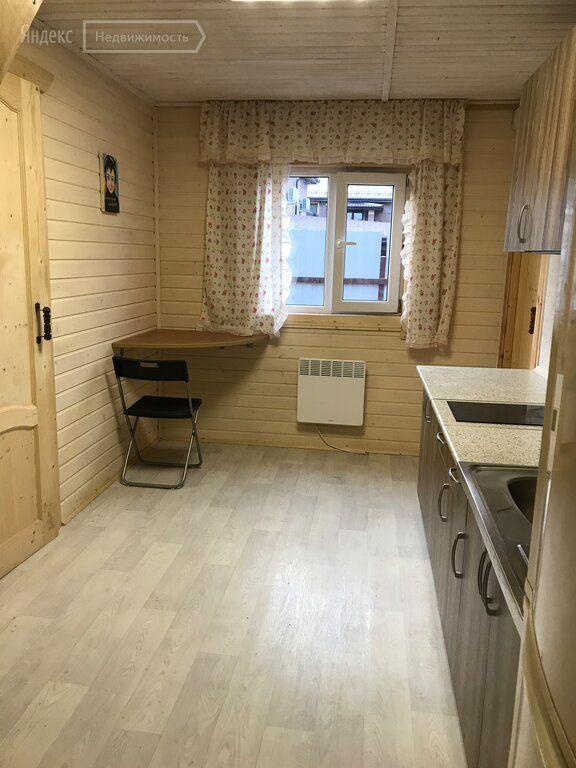 Аренда дома поселок Мещерино, цена 40000 рублей, 2021 год объявление №1302142 на megabaz.ru