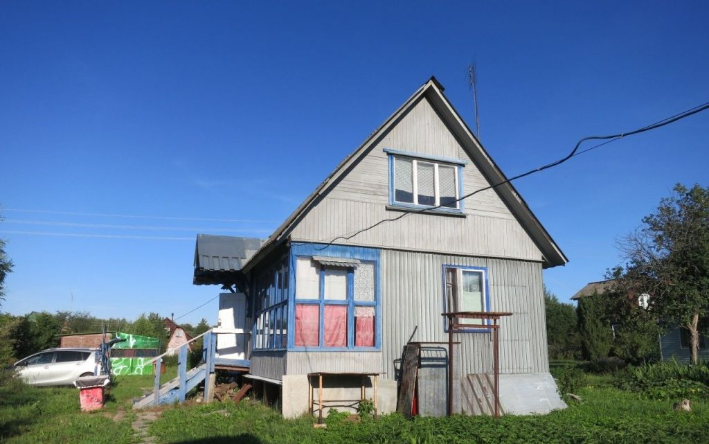 Продажа дома деревня Алфёрово, цена 390000 рублей, 2020 год объявление №398572 на megabaz.ru