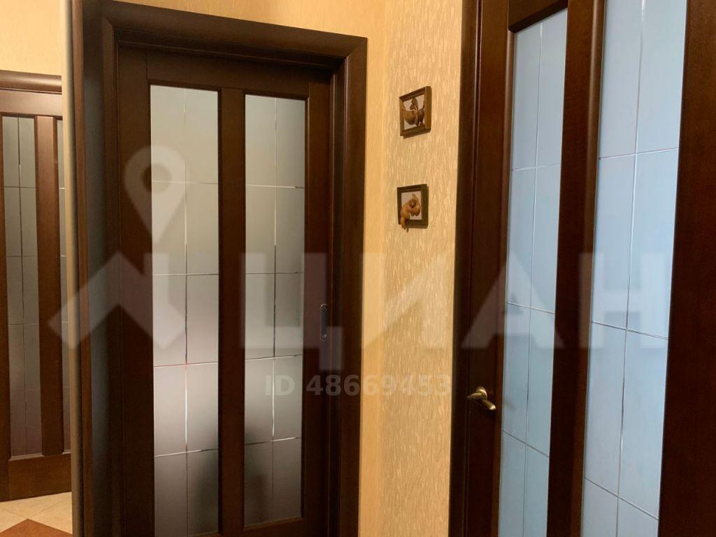 Продажа однокомнатной квартиры Апрелевка, улица Горького 25, цена 6500000 рублей, 2020 год объявление №503414 на megabaz.ru