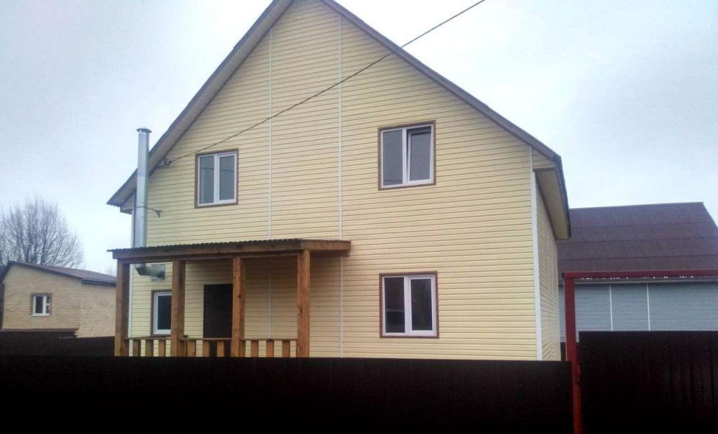 Продажа дома деревня Ивановка, цена 3820000 рублей, 2020 год объявление №418274 на megabaz.ru