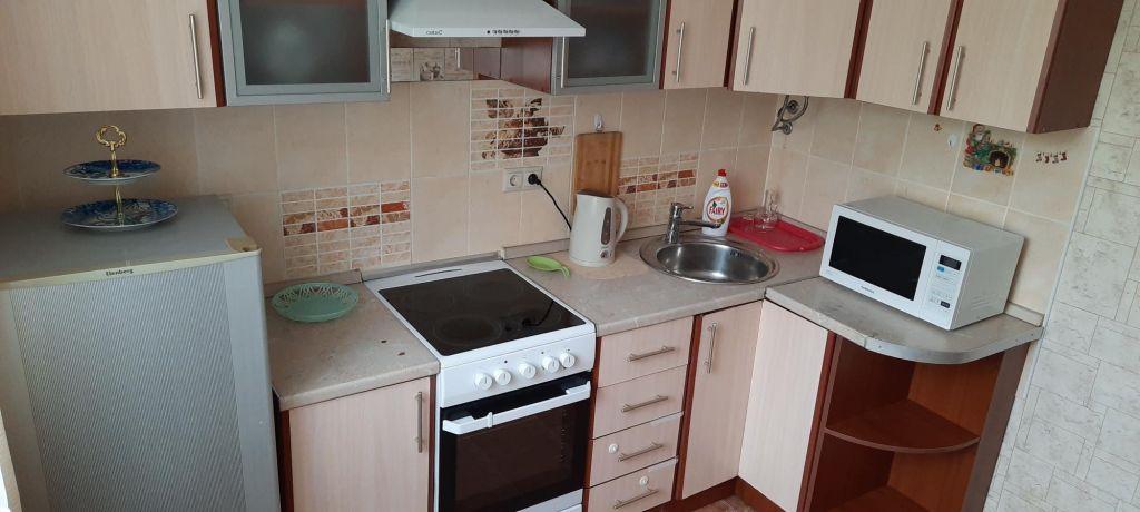 Аренда двухкомнатной квартиры Голицыно, Коммунистический проспект 20, цена 27000 рублей, 2021 год объявление №1161953 на megabaz.ru