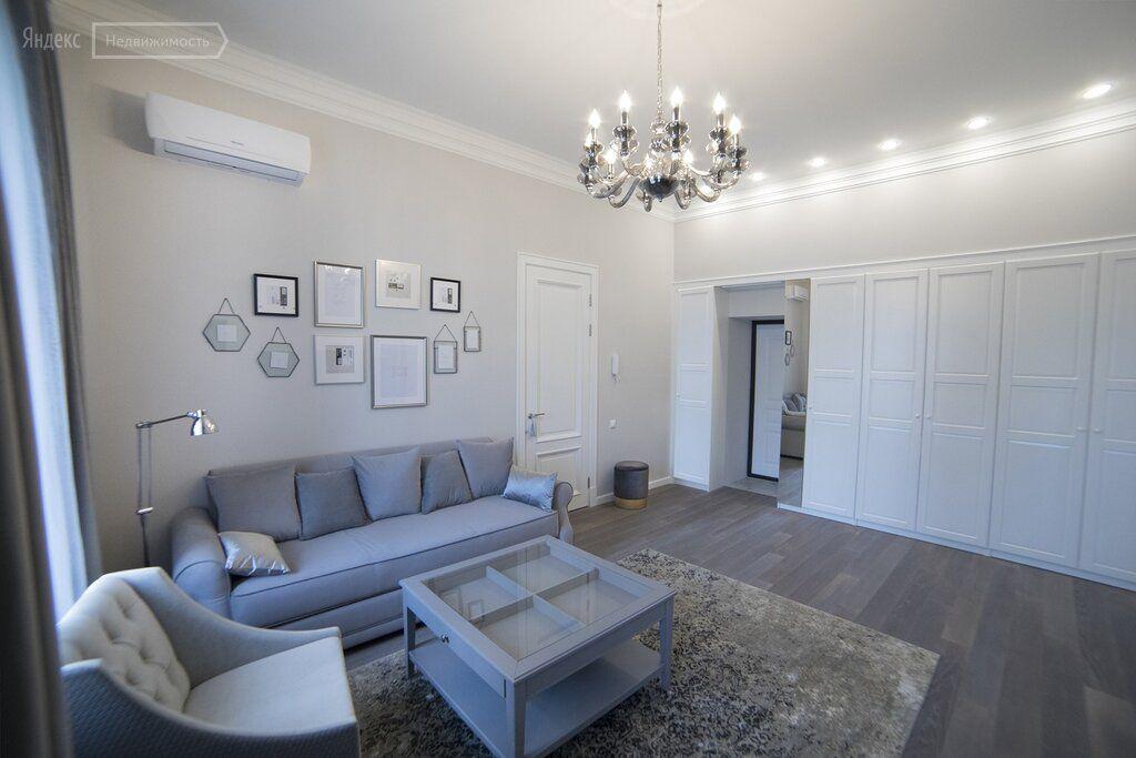 Продажа двухкомнатной квартиры Москва, метро Сухаревская, Селивёрстов переулок 1А, цена 31000000 рублей, 2021 год объявление №427034 на megabaz.ru