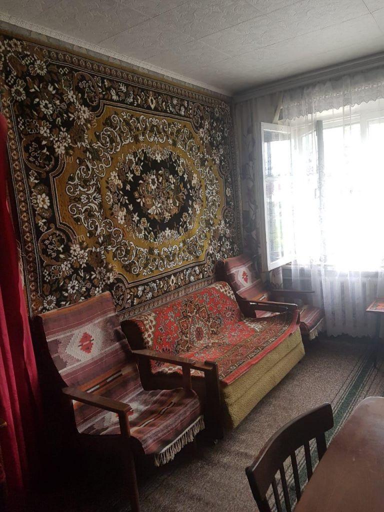 Продажа однокомнатной квартиры посёлок Новый Снопок, Центральная улица 10А, цена 800000 рублей, 2021 год объявление №498326 на megabaz.ru