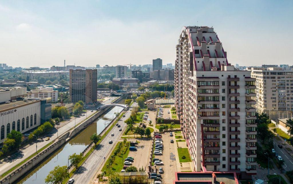 Продажа двухкомнатной квартиры Москва, метро Электрозаводская, Попов проезд 4, цена 19875000 рублей, 2021 год объявление №704902 на megabaz.ru