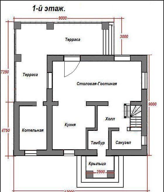 Продажа дома деревня Рыбаки, Полевая улица, цена 10500000 рублей, 2020 год объявление №428580 на megabaz.ru