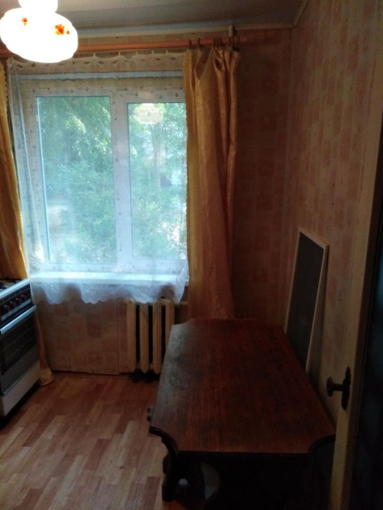Аренда однокомнатной квартиры Хотьково, улица Седина 33А, цена 15000 рублей, 2021 год объявление №1188492 на megabaz.ru