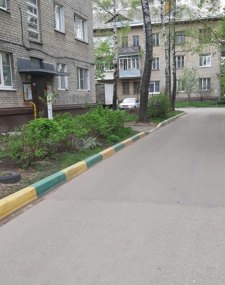Продажа однокомнатной квартиры Москва, Комсомольская улица 18, цена 2100000 рублей, 2021 год объявление №377954 на megabaz.ru