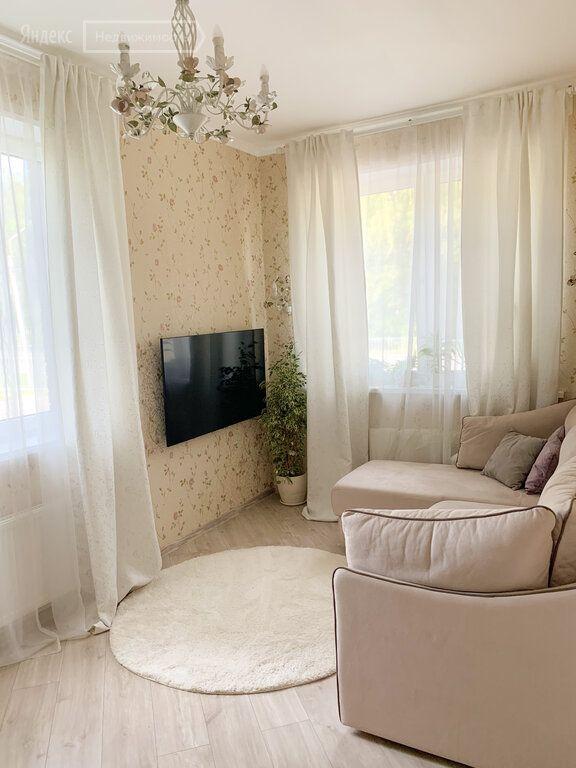 Продажа двухкомнатной квартиры поселок Отрадное, метро Пятницкое шоссе, улица Айвазовского 3, цена 11300000 рублей, 2020 год объявление №493949 на megabaz.ru