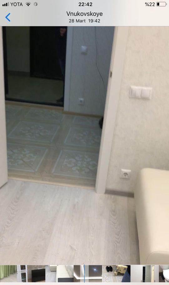 Продажа однокомнатной квартиры Москва, улица Лётчика Ульянина 6, цена 6700000 рублей, 2020 год объявление №511291 на megabaz.ru