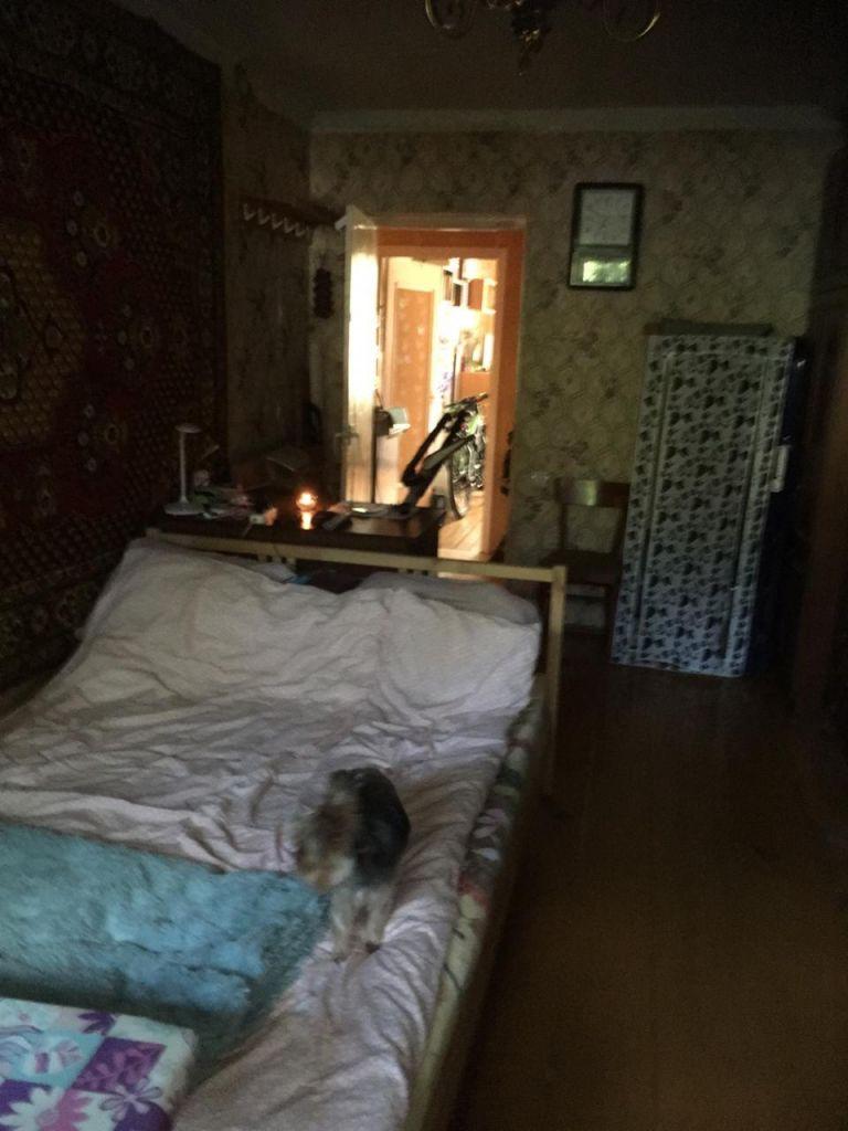 Продажа двухкомнатной квартиры рабочий посёлок Тучково, Комсомольская улица, цена 2800000 рублей, 2021 год объявление №487991 на megabaz.ru
