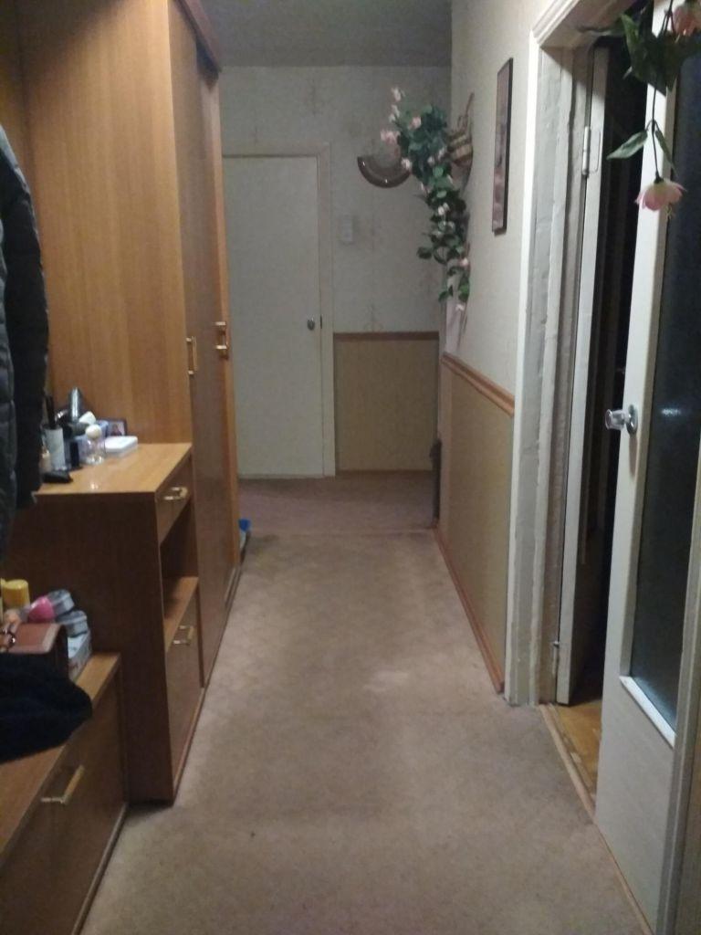 Продажа трёхкомнатной квартиры поселок Глебовский, цена 4100000 рублей, 2021 год объявление №377488 на megabaz.ru