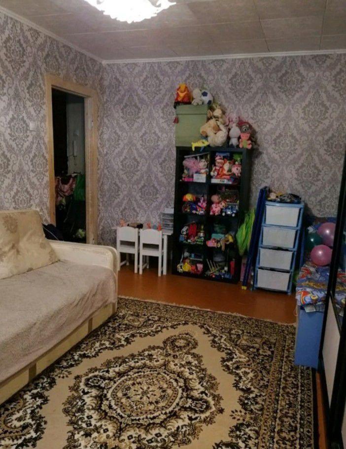 Продажа однокомнатной квартиры поселок Реммаш, Школьная улица 18, цена 1550000 рублей, 2021 год объявление №388310 на megabaz.ru