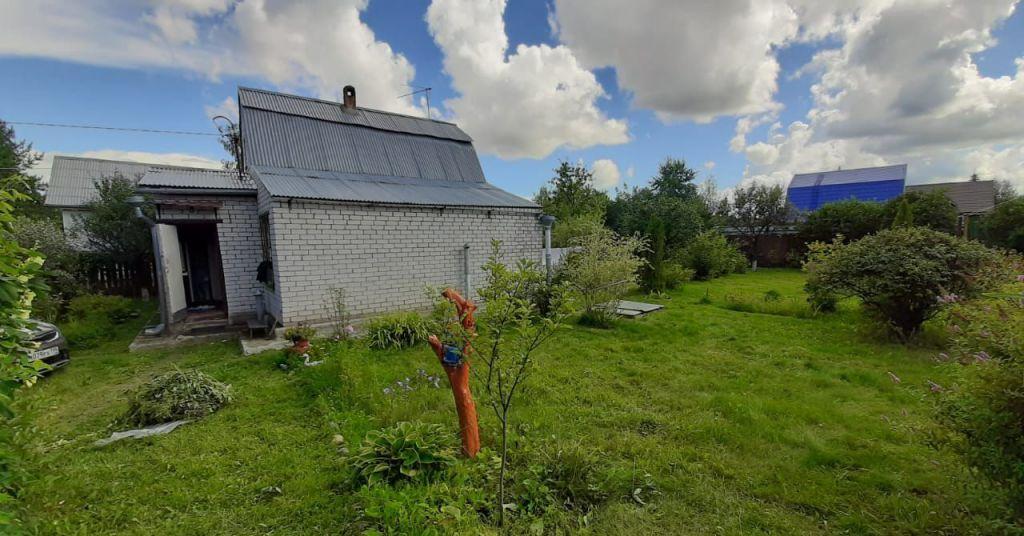 Продажа дома деревня Григорово, цена 1950000 рублей, 2020 год объявление №471239 на megabaz.ru