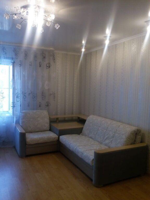 Аренда однокомнатной квартиры Апрелевка, улица Островского 36, цена 30000 рублей, 2021 год объявление №1408685 на megabaz.ru