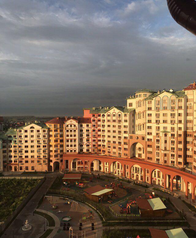 Продажа двухкомнатной квартиры поселок Развилка, метро Красногвардейская, Римский проезд 1, цена 8900000 рублей, 2021 год объявление №456667 на megabaz.ru