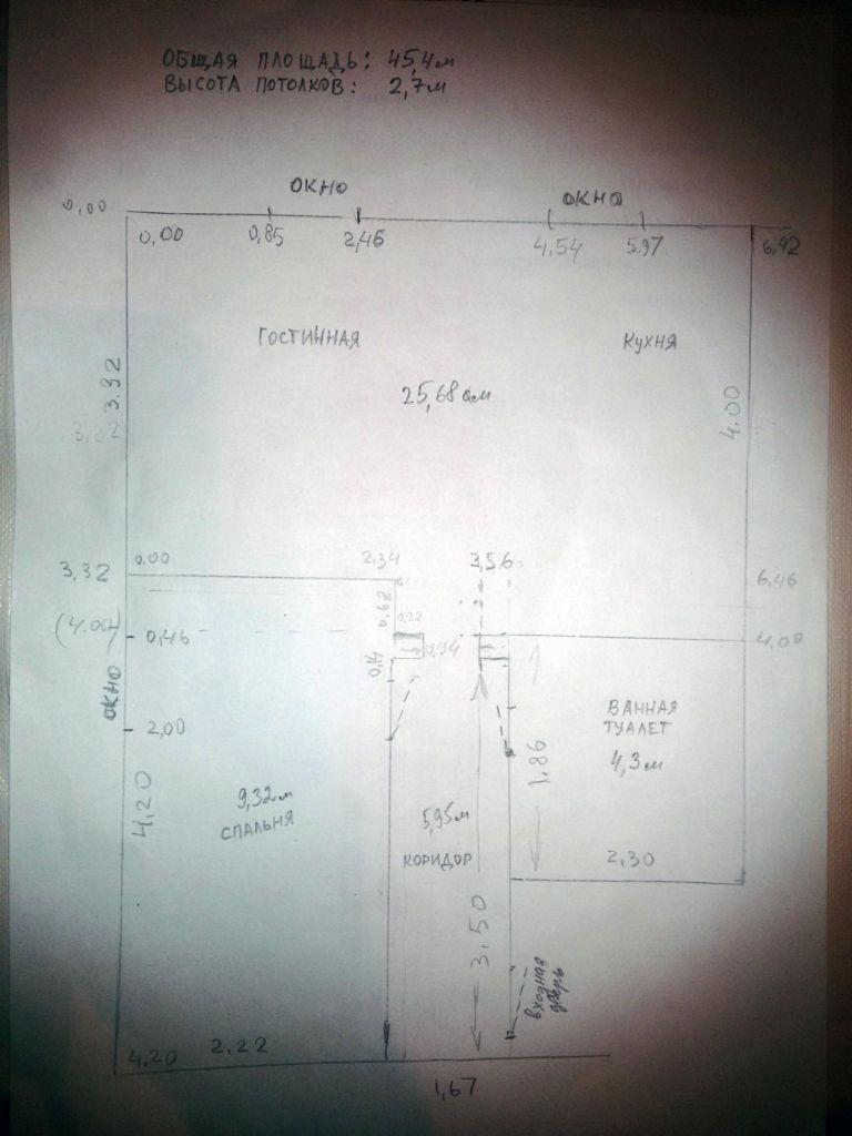 Продажа двухкомнатной квартиры деревня Малые Вязёмы, Петровское шоссе 27, цена 4160000 рублей, 2020 год объявление №464309 на megabaz.ru