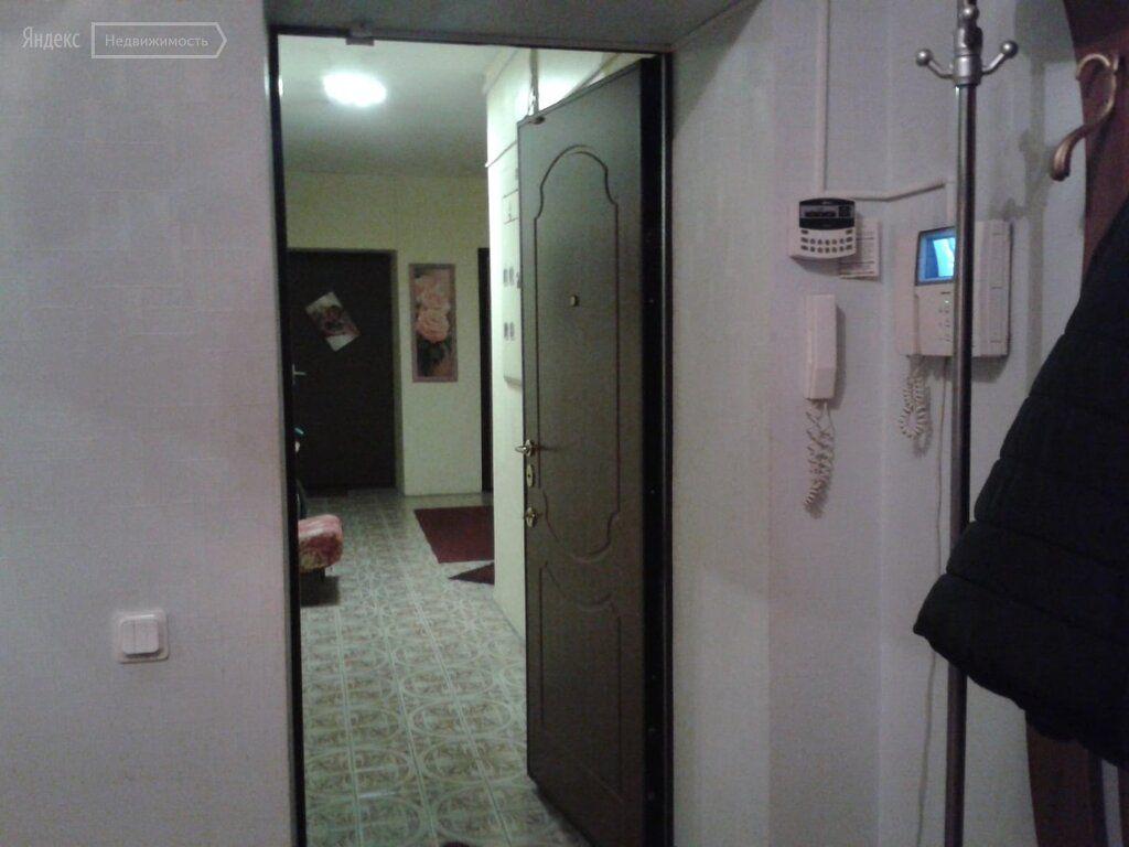 Аренда трёхкомнатной квартиры Реутов, метро Новокосино, Носовихинское шоссе 21, цена 70000 рублей, 2021 год объявление №1084709 на megabaz.ru