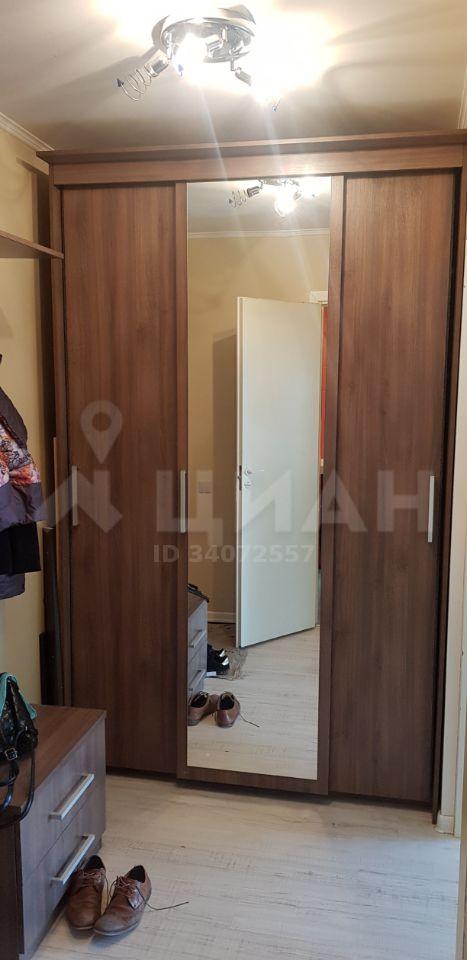 Продажа однокомнатной квартиры поселок Зеленый, Школьная улица 11, цена 3600000 рублей, 2020 год объявление №422331 на megabaz.ru